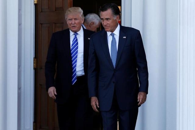 Cuộc chiến luận tội tăng nhiệt: Ông Trump gọi nghị sĩ cùng đảng là kẻ hợm hĩnh - 1
