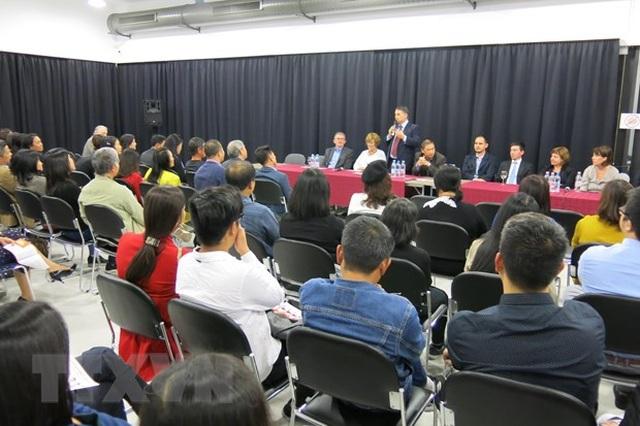 Cử tri Việt tổ chức mạn đàm nhân bầu cử địa phương Hungary - 1
