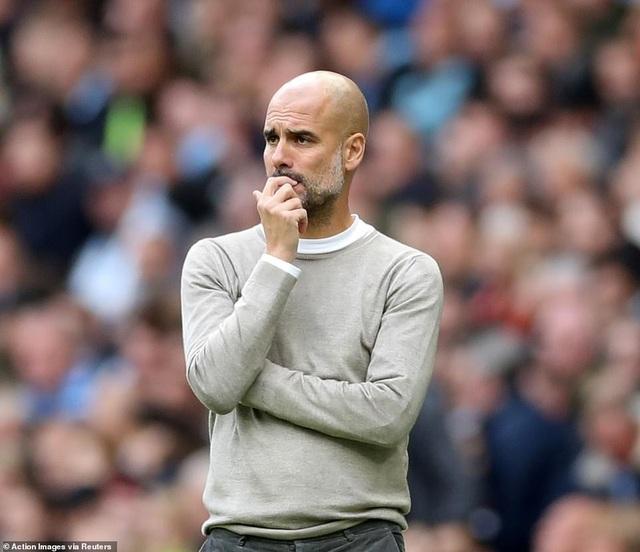 Man City 0-2 Wolves: Cú đúp của Traore - 2