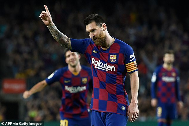 Messi và Luis Suarez rực sáng, Barcelona thắng đậm Sevilla - 7