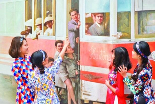 Hàng loạt sự kiện văn hoá nghệ thuật mừng 65 năm Giải phóng Thủ đô - 1