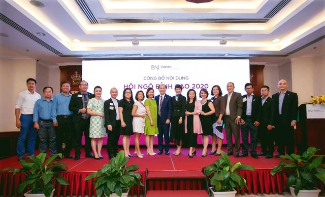 Công bố Hội ngộ đỉnh cao 2020 và kỷ niệm 10 năm thành lập BNI Việt Nam - 2