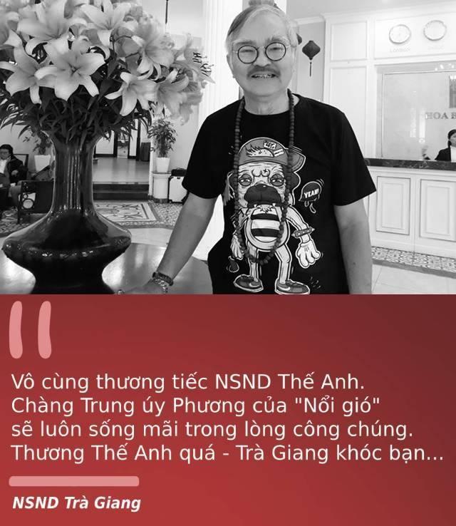 """Tạm biệt Trung úy Phương của phim """"Nổi gió""""! - 1"""