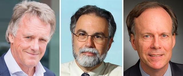 Ba nhà khoa học chia nhau giải Nobel Y học - 1