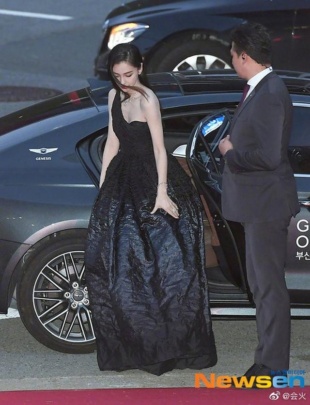 Angelababy đẹp xuất sắc trên thảm đỏ LHP Busan - 2