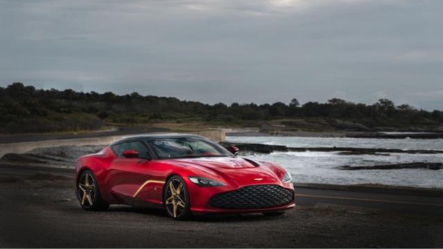 Aston Martin DBS GT Zagato - Siêu xe cũng bán theo kiểu bia kèm lạc - 3