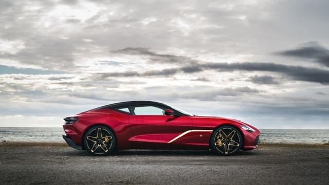 Aston Martin DBS GT Zagato - Siêu xe cũng bán theo kiểu bia kèm lạc - 2