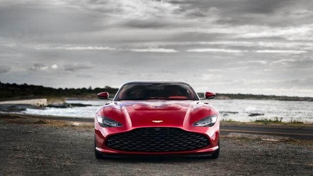 Aston Martin DBS GT Zagato - Siêu xe cũng bán theo kiểu bia kèm lạc - 4