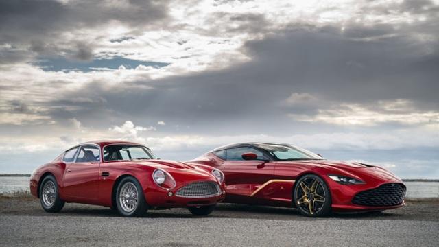 Aston Martin DBS GT Zagato - Siêu xe cũng bán theo kiểu bia kèm lạc - 16