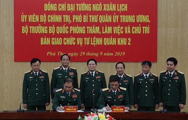 Triển khai quyết định điều động, bổ nhiệm 5 tướng lĩnh quân đội - 3