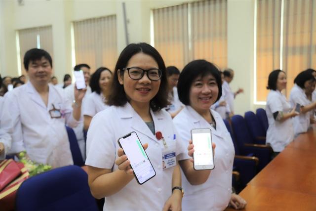 Giám đốc viện K kêu gọi nhắn tin ủng hộ bệnh nhân ung thư - 2