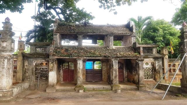 Ngôi chùa cổ có 2 cây di sản đầu tiên ở Ninh Bình - 1