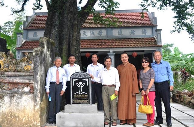 Ngôi chùa cổ có 2 cây di sản đầu tiên ở Ninh Bình - 14