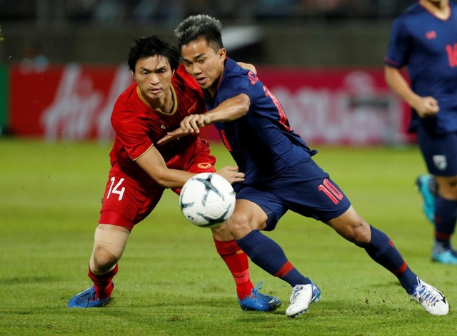 Đội tuyển Thái Lan chính thức mất nhạc trưởng Chanathip