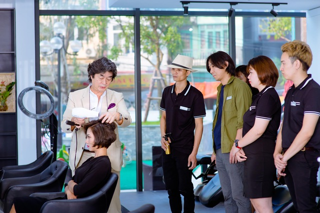 Salon Nhật Bản tại Việt Nam ưu đãi mừng 1 năm hoạt động - 1