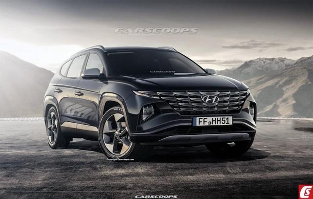 Hyundai Tucson thế hệ mới hứa hẹn sẽ có thay đổi lớn về thiết kế - 1