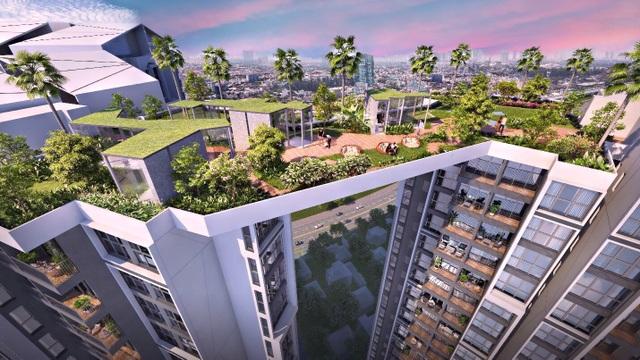 Sky Bridge: Điểm ngắm hoàng hôn lý tưởng của vùng Đông Sài Gòn trong tương lai - 1
