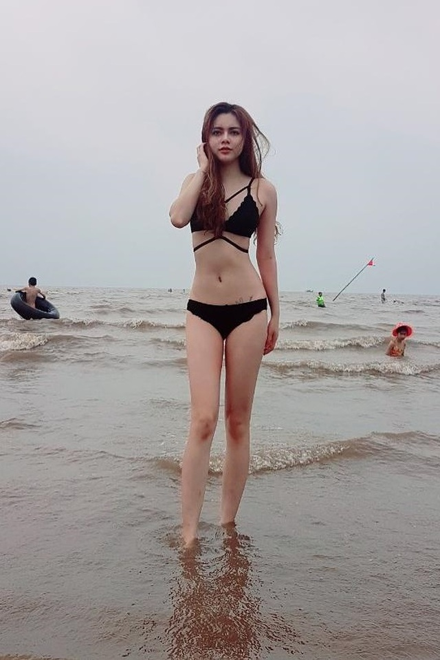 """Hot girl đóng vai kẻ thứ ba"""" phim """"Về nhà đi con"""" thi Hoa hậu - 7"""