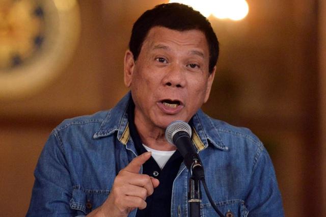 Tổng thống Philippines bất ngờ tiết lộ mắc bệnh về hệ thần kinh - 1