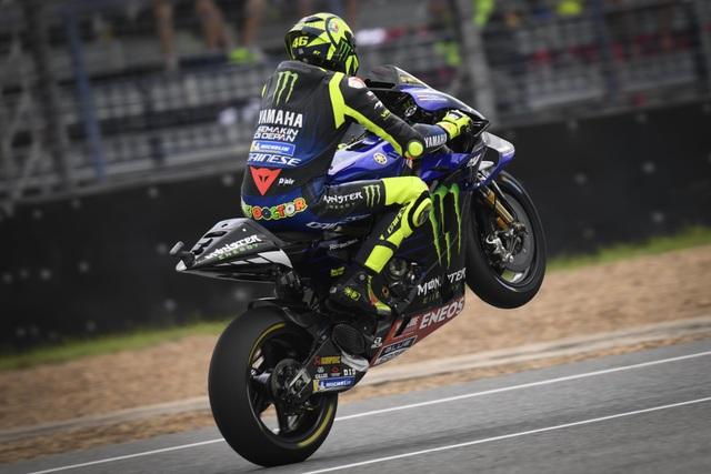 Chặng 15 MotoGP 2019: Marquez thắng ấn tượng trước Quartararo để vô địch thế giới - 10