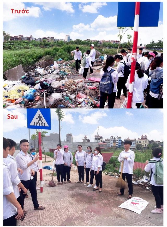 Thử thách dọn rác trở thành nguồn cảm hứng mở cuộc thi đua quy mô toàn quốc - 16