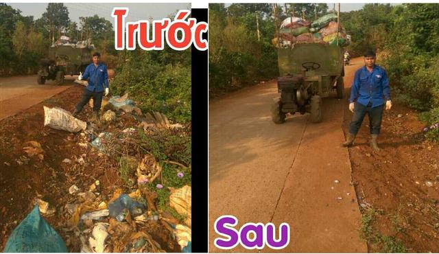 Thử thách dọn rác trở thành nguồn cảm hứng mở cuộc thi đua quy mô toàn quốc - 15