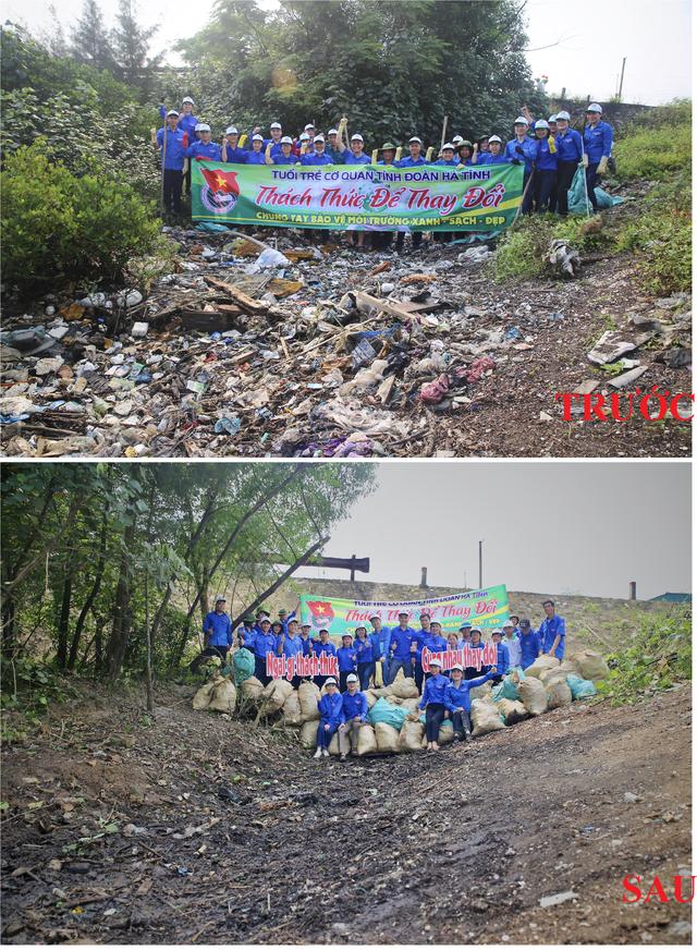 Thử thách dọn rác trở thành nguồn cảm hứng mở cuộc thi đua quy mô toàn quốc - 3