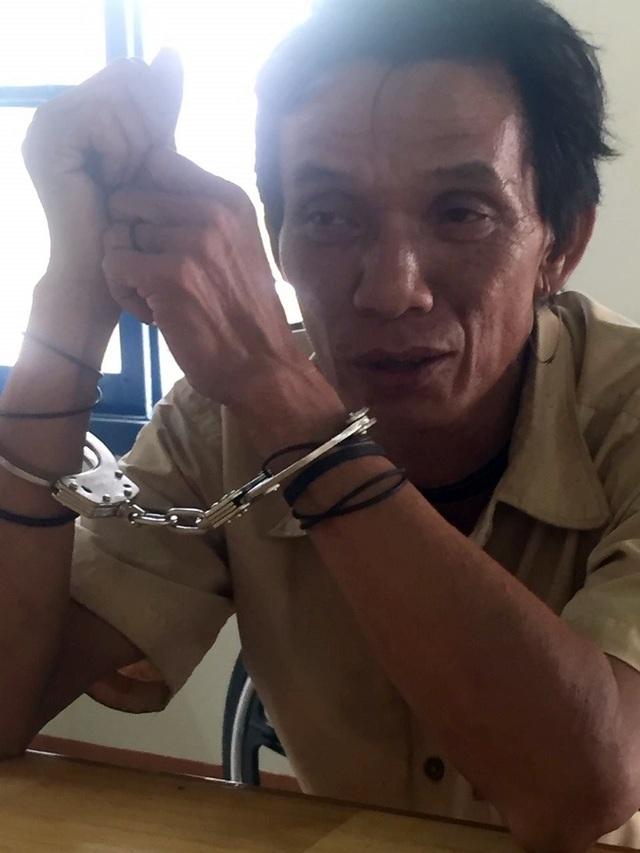 Bắt giữ người đàn ông khuyết tật nghi đánh chết bé gái 11 tuổi - 1