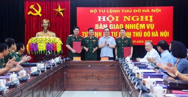 Triển khai quyết định điều động, bổ nhiệm 5 tướng lĩnh quân đội - 1
