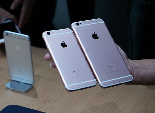 """iPhone 6S và 6S Plus gặp lỗi có thể biến thành """"cục gạch"""" - 1"""