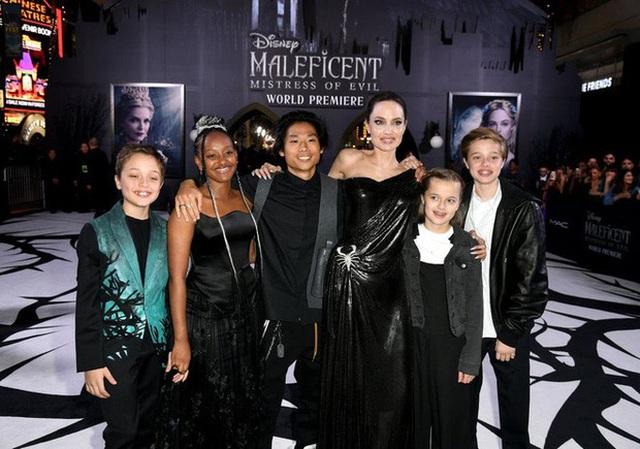 Angelina Jolie mở lòng sau 3 năm chia tay Brad Pitt - 3