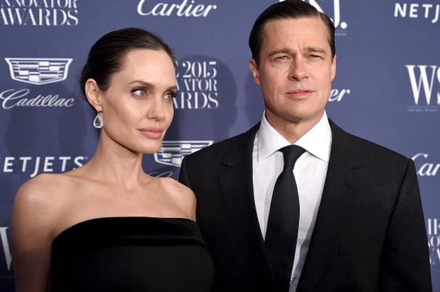 Angelina Jolie mở lòng sau 3 năm chia tay Brad Pitt - 1