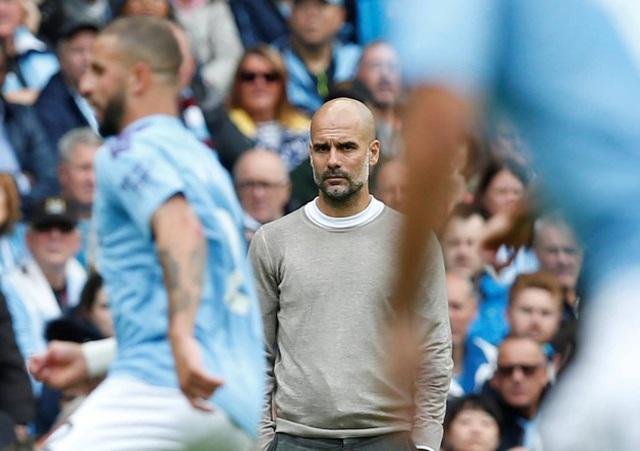 Những khoảnh khắc gục ngã của Man City trước Wolves tại Etihad - 8