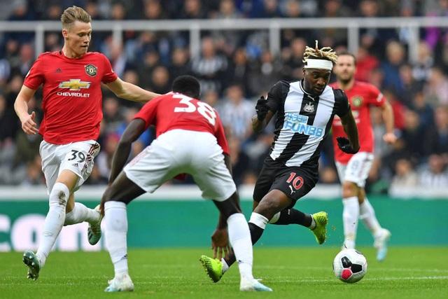 Man Utd đang đối mặt với cuộc chiến trụ hạng tại Premier League - 1