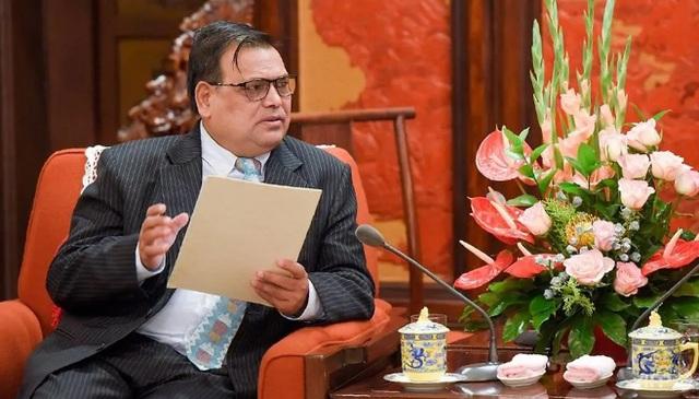 Cựu Chủ tịch Quốc hội Nepal bị tố hãm hiếp cấp dưới trong lúc say xỉn - 1
