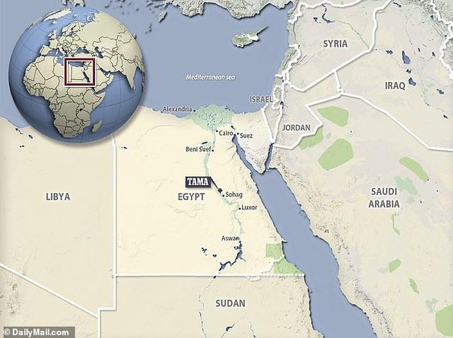 Ngôi đền Ai Cập hơn 2.200 năm tuổi được khai quật trên bờ sông Nile - 2