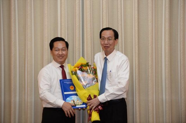 TPHCM: Huyện Nhà Bè có tân Chủ tịch 8X - 1
