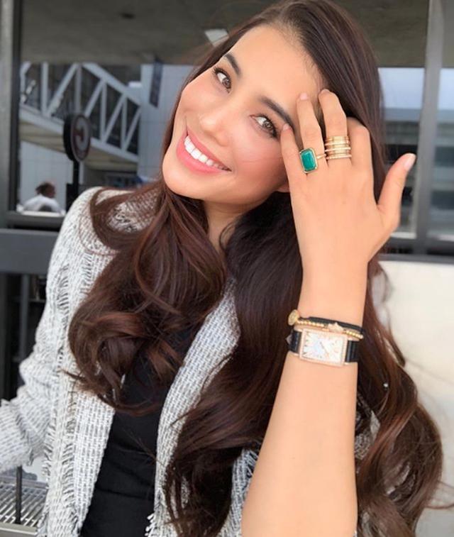 Hoa hậu Phạm Hương được bạn trai cưng chiều, tự tay vào bếp nấu ăn - 5