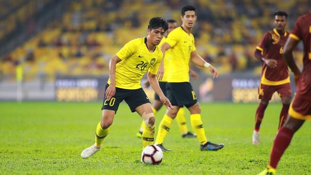 Báo Malaysia cảnh báo đội tuyển Việt Nam nên để mắt tới Syafiq Ahmad - 1