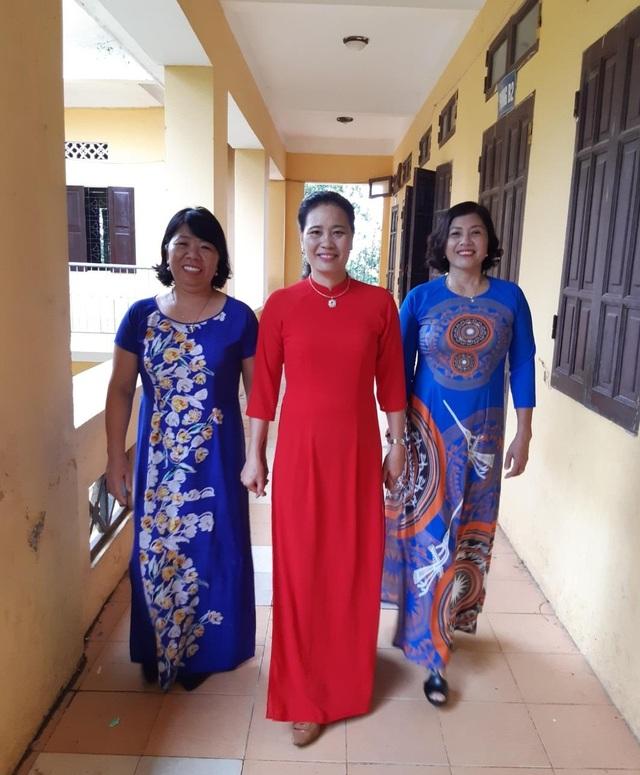 Tấm lòng nhân ái của cô giáo Hòa - 2