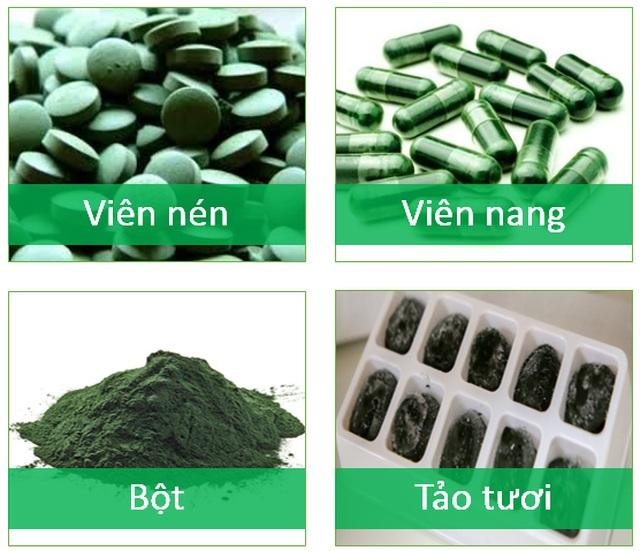 """Vì sao tảo Spirulinađược coi là """"Thực phẩm bảo vệ sức khỏe tốt nhất của loài người trong thế kỷ 21""""? - 7"""