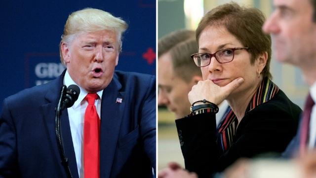 Giới ngoại giao Mỹ lo ngại vì cuộc chiến của Tổng thống Trump - 1
