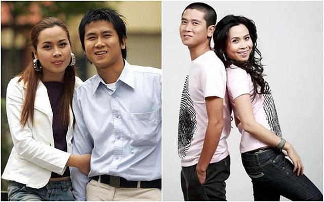 Nhìn lại những hình ảnh hạnh phúc của Lưu Hương Giang - Hồ Hoài Anh - 5