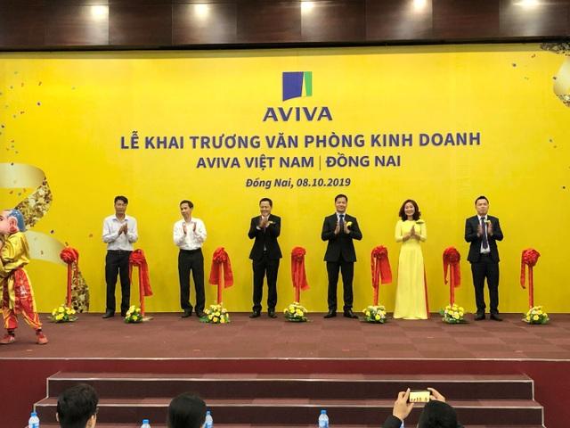 Aviva Việt Nam khai trương văn phòng kinh doanh tại TP. Biên Hòa - 1
