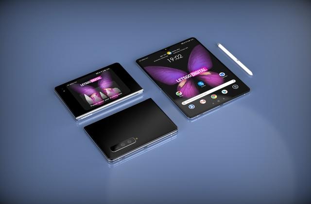 Samsung lộ ý định gộp 2 dòng Galaxy Note và Galaxy Fold qua bằng sáng chế mới - 3
