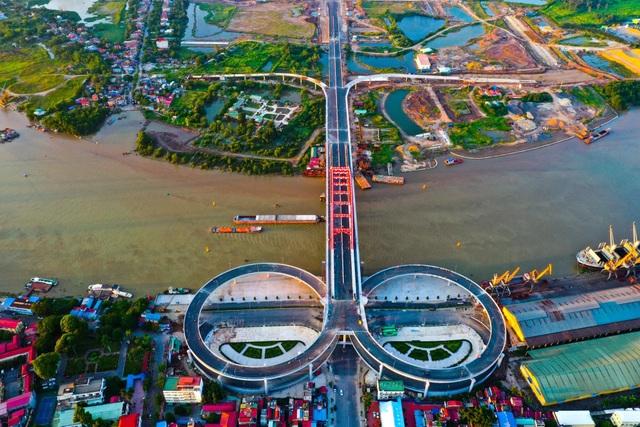 Thủ tướng dự lễ thông xe cây cầu hơn 2.000 tỷ đồng ở Hải Phòng - Ảnh minh hoạ 6
