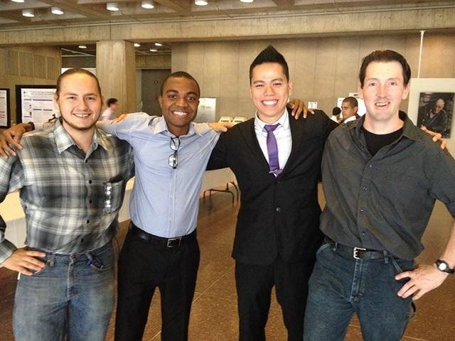 9X Việt từng lọt top 20 sinh viên xuất sắc nhất Mỹ trở thành kỹ sư tập đoàn hàng đầu thế giới - 2