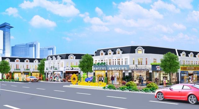 Kim Oanh Real ra mắt dự án Golden Future City - 1