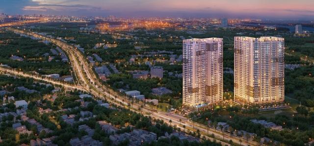 Dự án căn hộ có tiềm năng sinh lợi hấp dẫn trong tương lai - 1