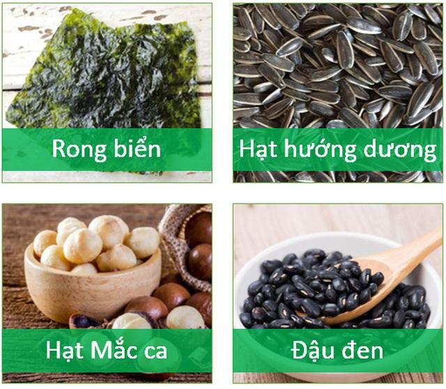 Đi tìm loại thực phẩm tốt nhất cho sức khỏe não bộ! - 3